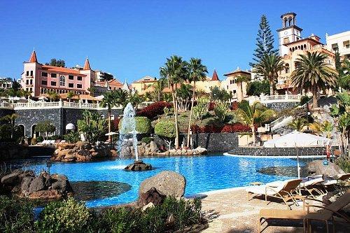 Hostales en tenerife islas canarias espa a hoteles m s - Hotel 7 islas en madrid ...